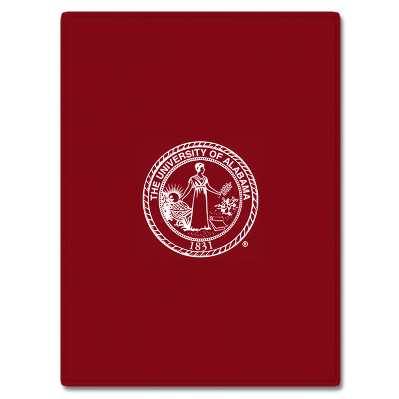 Throw Blanket Ua School Seal (SKU 1302223524)