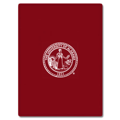 Throw Blanket Ua School Seal