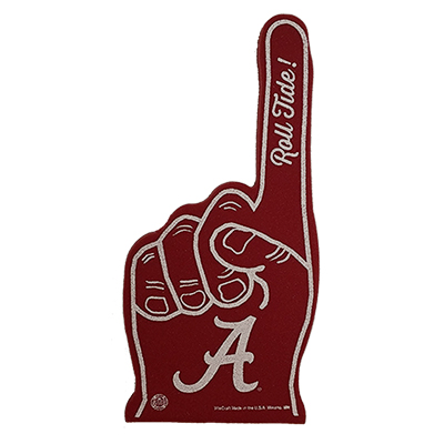 Roll Tide Foam Finger