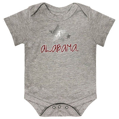 Otis Infant Onesie Alabama