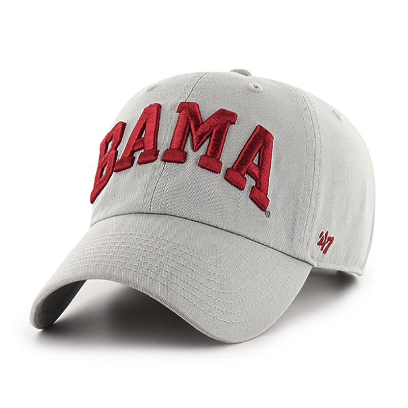 47 Brand Cap Clean Up With Bama Cap (SKU 13083342208)