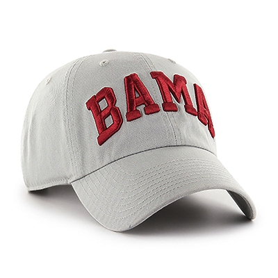 47 BRAND CAP CLEAN UP WITH BAMA CAP