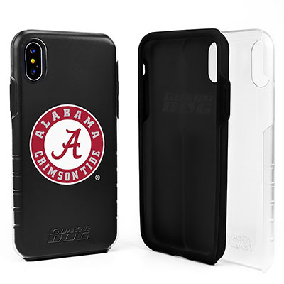 Us Digital Alabama Iphone X Case - Black