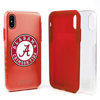Us Digital Alabama Iphone X Case - Red