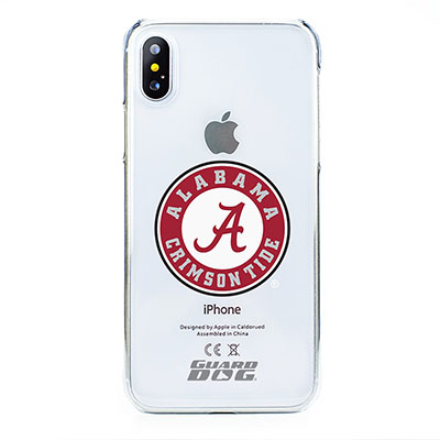 Us Digital Custom Logo Alabama Case - Clear
