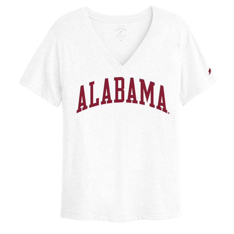 81e1d723 Intramural Boyfriend V-Neck T-Shirt   University of Alabama Supply Store