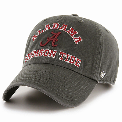 47 Brand Owen Clean Up Cap Alabama Crimson Tide