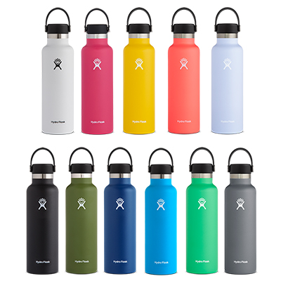 Hydro Flask Standard Mouth W/ Flex Lid