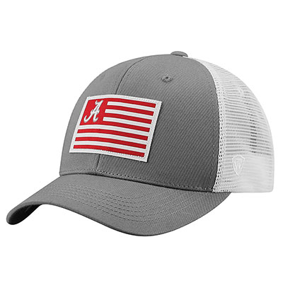 Alabama Brave Mesh Back Cap