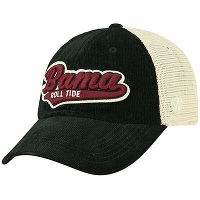 Rebel Cap Bama Roll Tide