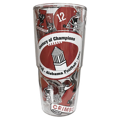 Tervis Alabama All Over Vault