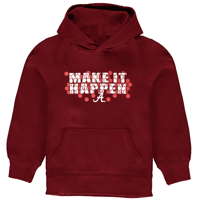 Make It Happen Active Poly Hood