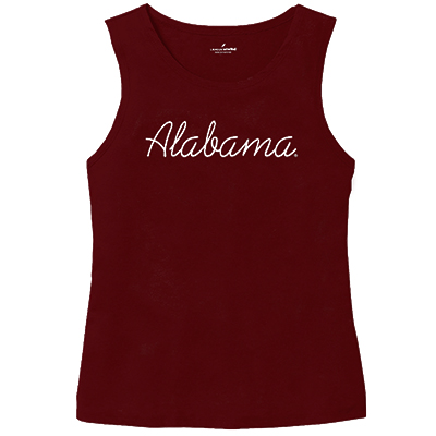 League Unwind Alabama Dreamer Tank