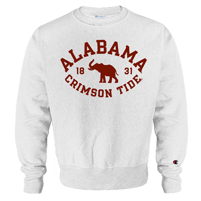 Alabama Crimson Tide Reverse Weave Sweatshirt