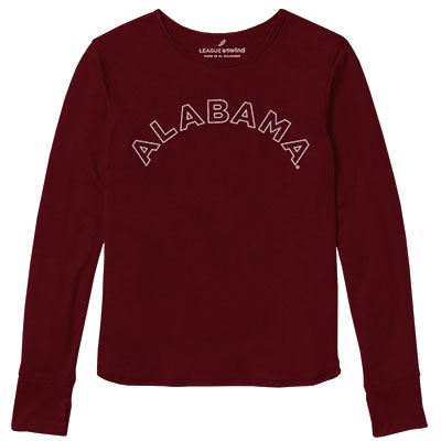League Unwind Dreamer Alabama Long Sleeve T-Shirt
