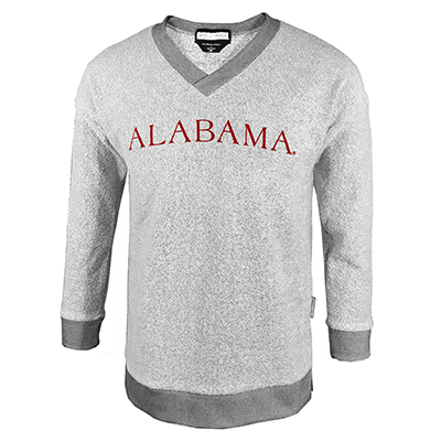 Campus V-Neck Woolly Thread