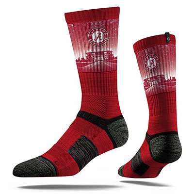 Alabama Stadium Crew Sock