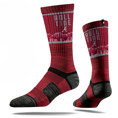 Alabama Elephant Crew Sock