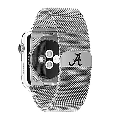 Stainless Steel Band For Apple Watch Script A - 42Mm