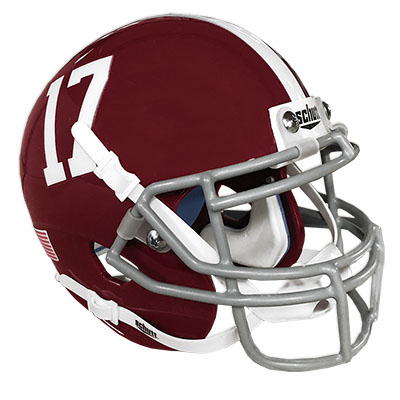 Alabama Standard Mini Helmet