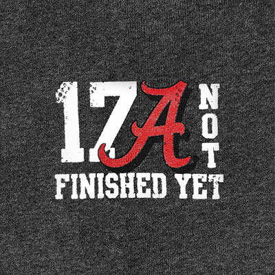 ALABAMA 17 CHAMPIONSHIP RINGS T-SHIRT