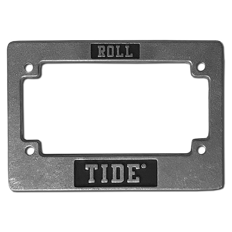 Alabama Motorcycle Tag Frame (SKU 1315241339)