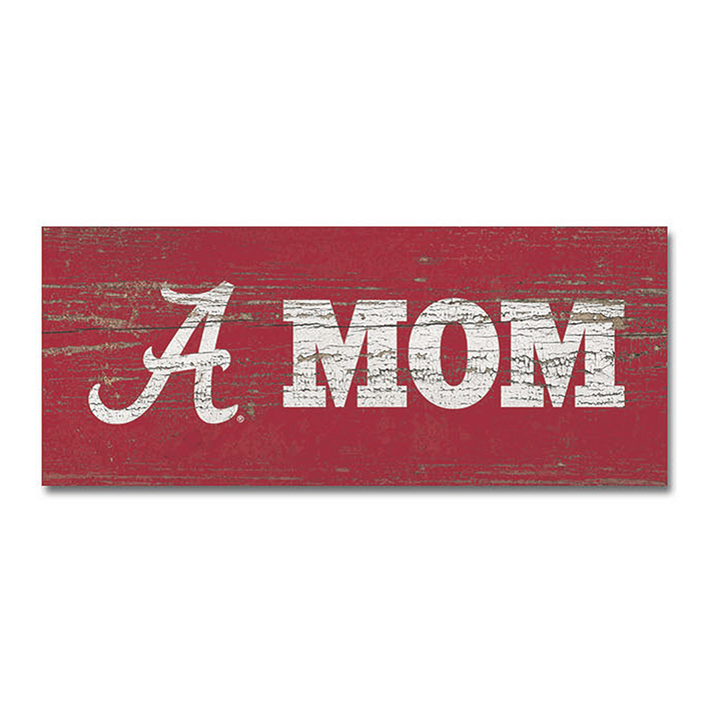 Alabama Mom Table Top Sign