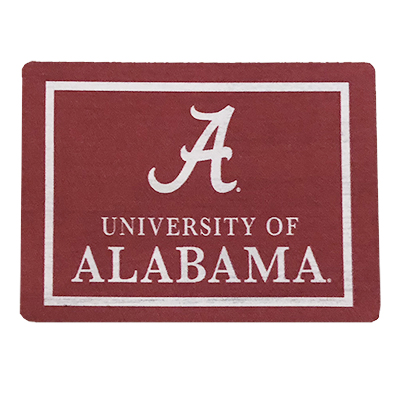 University Of Alabama Wood Magnet