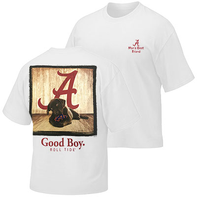 T-Shirt Good Boy  Roll Tide
