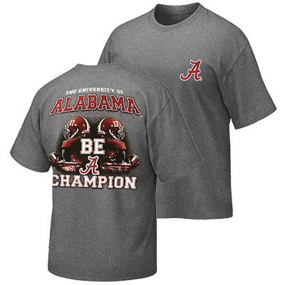 T-Shirt Be A Champion