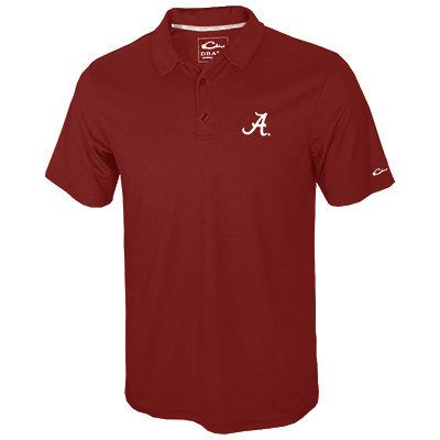 Alabama Performance Stretch Polo