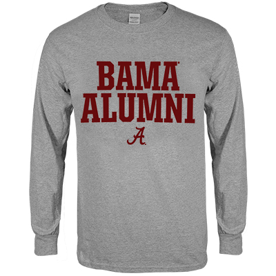 Bama Alumni Long Sleeve T-Shirt
