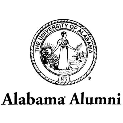 T-SHIRT ALABAMA ALUMNI WITH SEAL