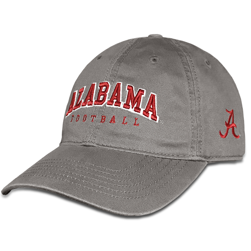Relaxed Twill Cap Alabama Football With Script A (SKU 13164294112)