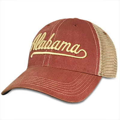 Old Favorite Trucker With Alabama
