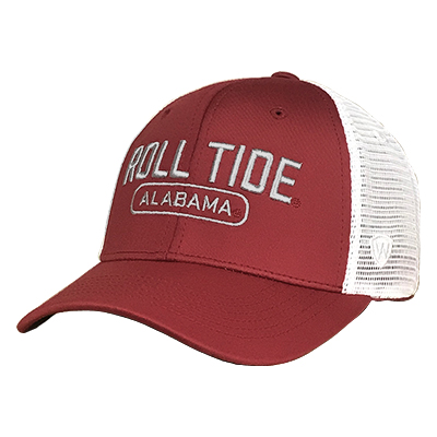 Roll Tide Alabama Notch Cap
