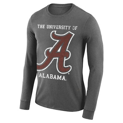University Of Alabama Long Sleeve T-Shirt