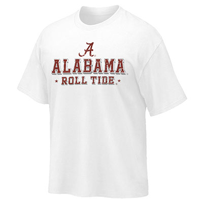 All American Training T-Shirt Alabama Roll Tide