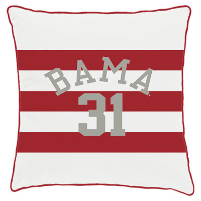 Alabama Pillow Bama 31