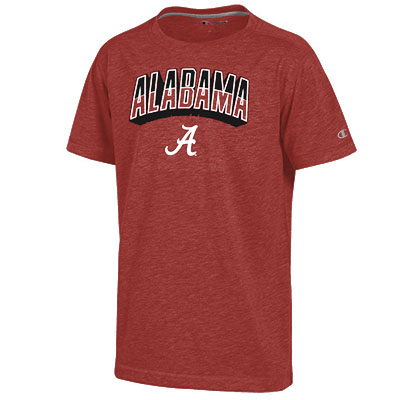 Youth Alabama Touchback T-Shirt
