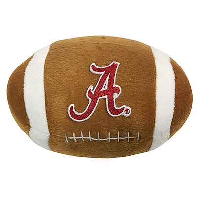 Embroidered Plush Football