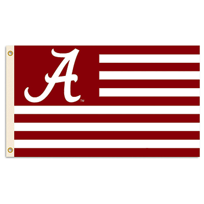 Alabama Stripes Flag