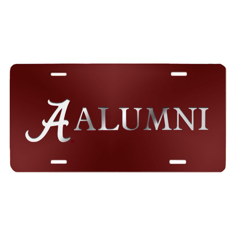 Alumni Laser Car Tag (SKU 1316873539)