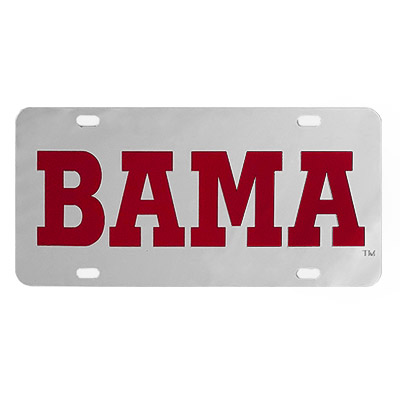 Bama Car Tag