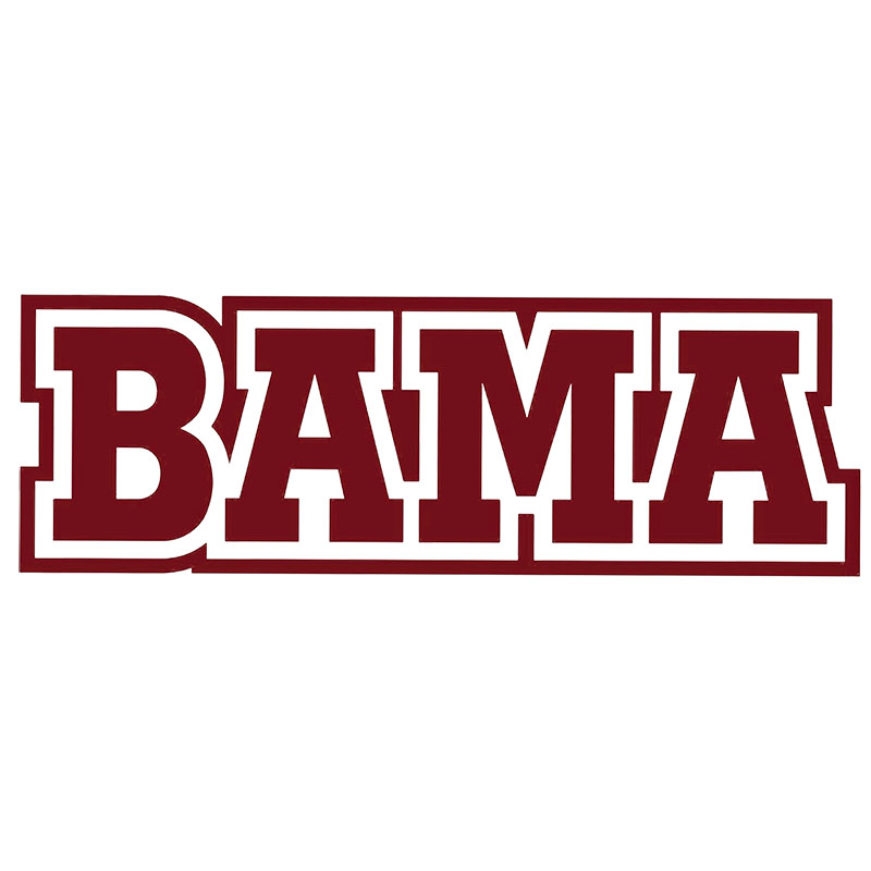 Bama Car Magnet (SKU 13168995115)