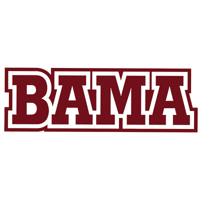 Bama Car Magnet