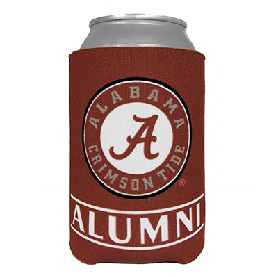 Alabama Alumni Can Coozie