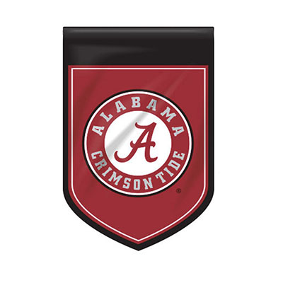 Alabama Shield Garden Flag