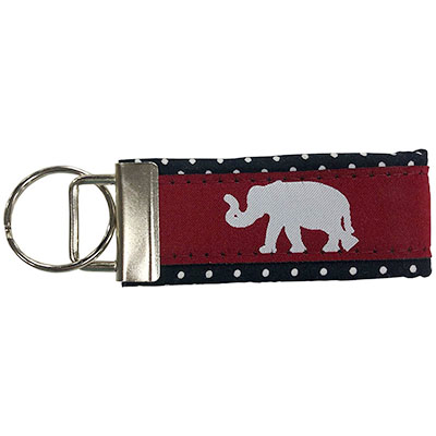 Keychain With Elephant
