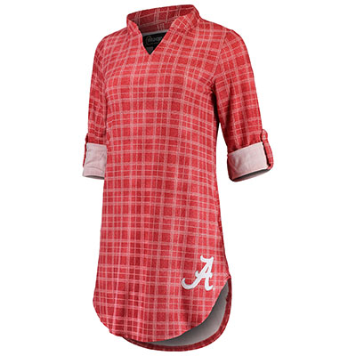 Alabama Best Dressed Plaid Tunic